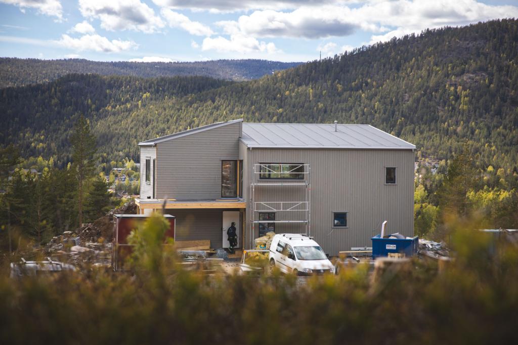 PK Hus bygger på Kampestad